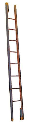 An English Folding Library Ladder