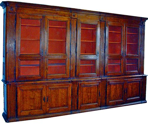 An 18th Century French OakAshand Walnut Archival