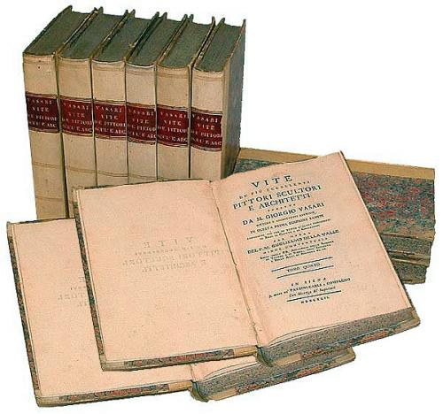 Group of 10 books vellum