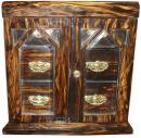 A 19th Century Macassar Ebony Valuables Box